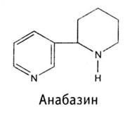 формула анабазина
