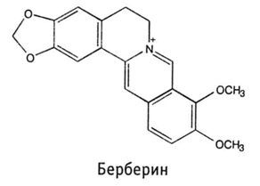 формула берберина